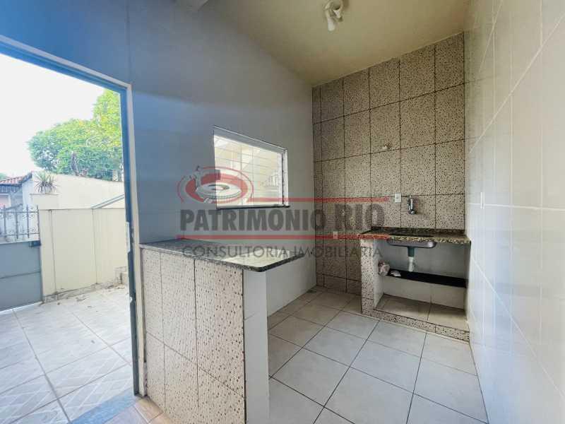 IMG_0143 - Apartamento Tipo Casa - 1quartos - Térreo - PAAP10498 - 19