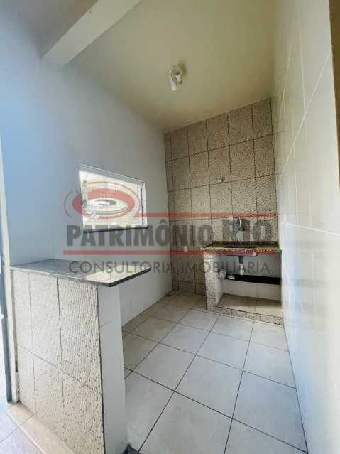 IMG_0144 - Apartamento Tipo Casa - 1quartos - Térreo - PAAP10498 - 20