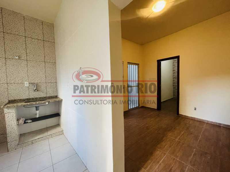IMG_0145 - Apartamento Tipo Casa - 1quartos - Térreo - PAAP10498 - 16