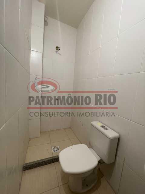 IMG_0153 - Olaria - Apartamento Tipo Casa - 2quartos - PAAP24370 - 13