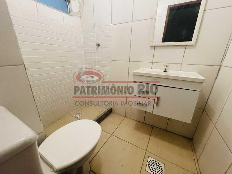 IMG_0166 - Olaria - Apartamento Tipo Casa - 2quartos - PAAP24370 - 19