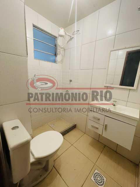 IMG_0167 - Olaria - Apartamento Tipo Casa - 2quartos - PAAP24370 - 20