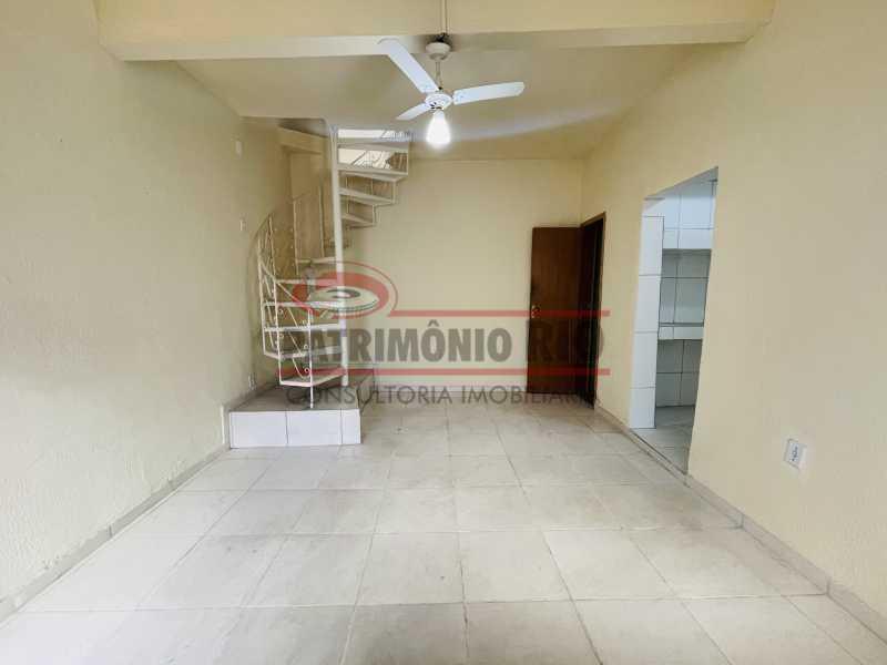 IMG_0102 - Olaria - Apartamento Tipo Casa Duplex - 1quarto - PACV10058 - 5
