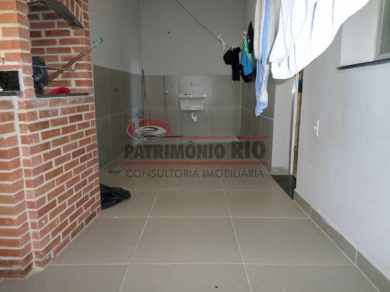 24efc1b3-d04e-4211-ad39-40700f - Ótima Casa Linear 3quartos Olaria - PACA30565 - 22