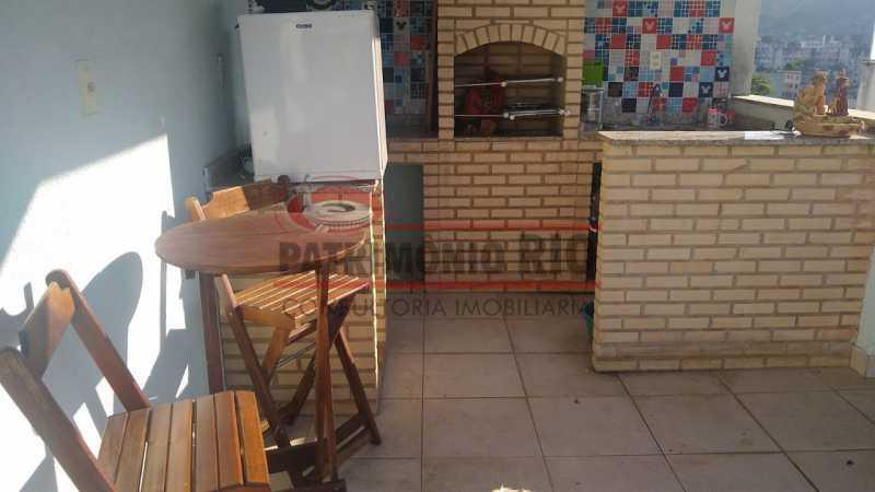 03 - Cobertura 2quartos Praça Seca - PACO20058 - 16