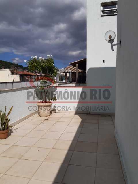16 - Cobertura 2quartos Praça Seca - PACO20058 - 1