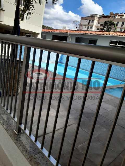 19 - Cobertura 2quartos Praça Seca - PACO20058 - 26