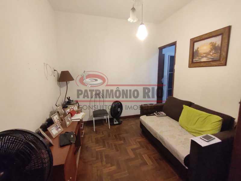 3 - Casa Linear de Fundos reformada com quintal - PACV10059 - 4