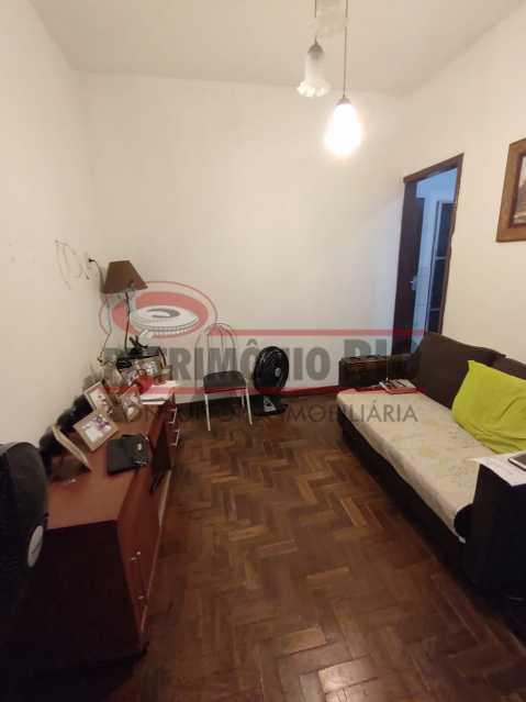 5 2 - Casa Linear de Fundos reformada com quintal - PACV10059 - 6