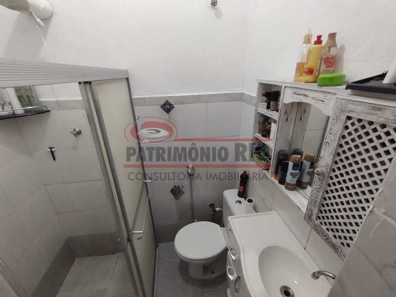 6 - Casa Linear de Fundos reformada com quintal - PACV10059 - 7