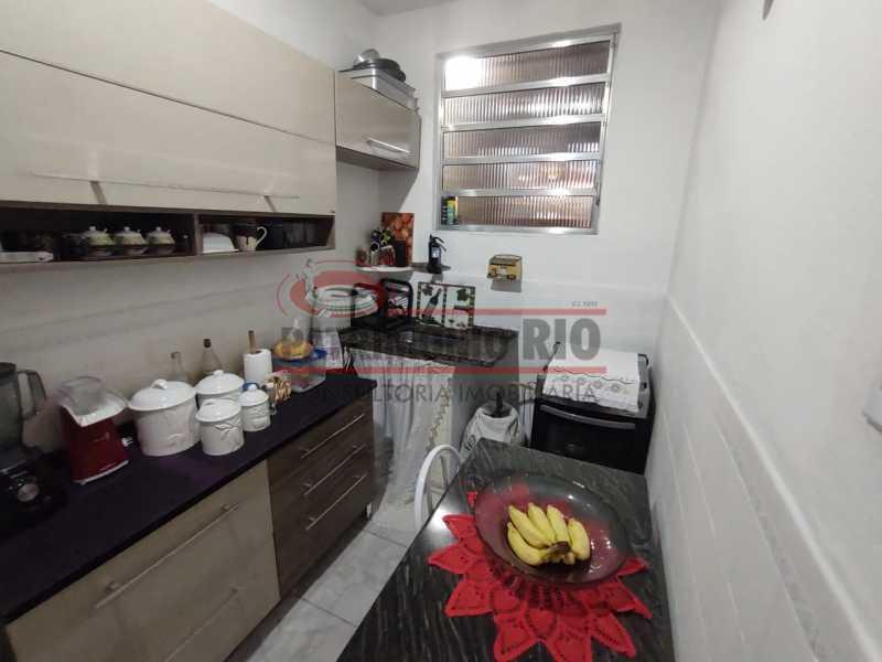 11 - Casa Linear de Fundos reformada com quintal - PACV10059 - 12