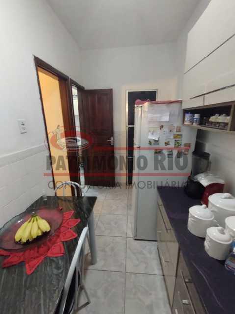 12 - Casa Linear de Fundos reformada com quintal - PACV10059 - 13