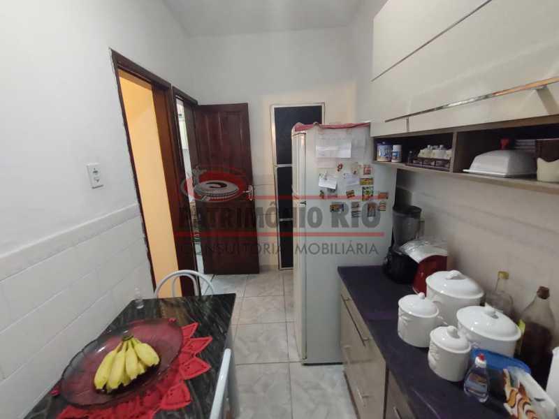 13 - Casa Linear de Fundos reformada com quintal - PACV10059 - 14