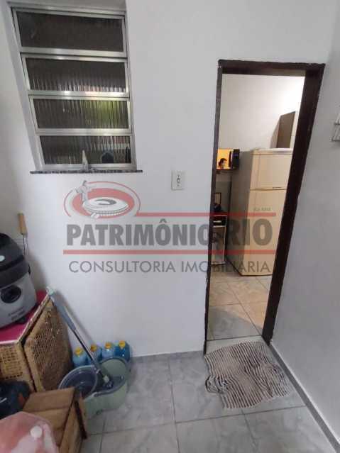 22 - Casa Linear de Fundos reformada com quintal - PACV10059 - 23