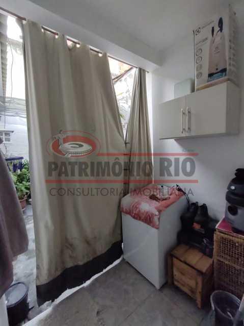 23 - Casa Linear de Fundos reformada com quintal - PACV10059 - 24