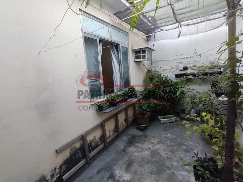 25 - Casa Linear de Fundos reformada com quintal - PACV10059 - 26