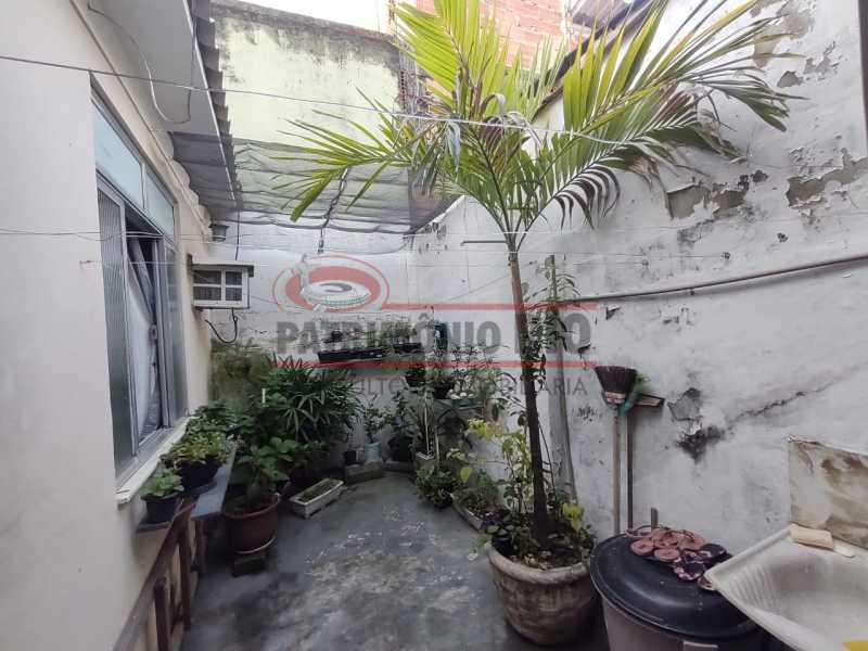 26 - Casa Linear de Fundos reformada com quintal - PACV10059 - 27
