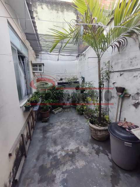 27 - Casa Linear de Fundos reformada com quintal - PACV10059 - 28