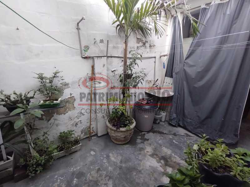 28 - Casa Linear de Fundos reformada com quintal - PACV10059 - 29