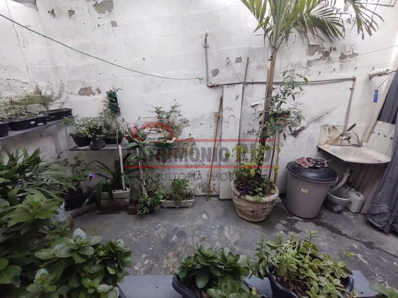 29 - Casa Linear de Fundos reformada com quintal - PACV10059 - 30