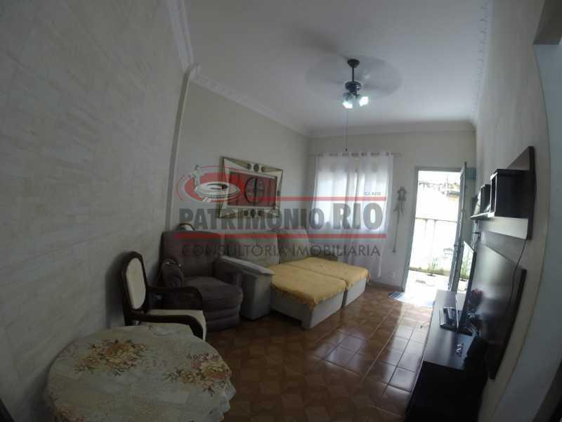 2 - Sala de estar 1. - Casa Duplex de Vila juntinho do Metro - PACV20114 - 4