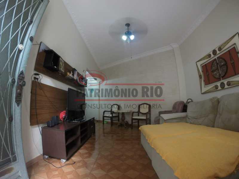 2 - Sala de estar 2. - Casa Duplex de Vila juntinho do Metro - PACV20114 - 5