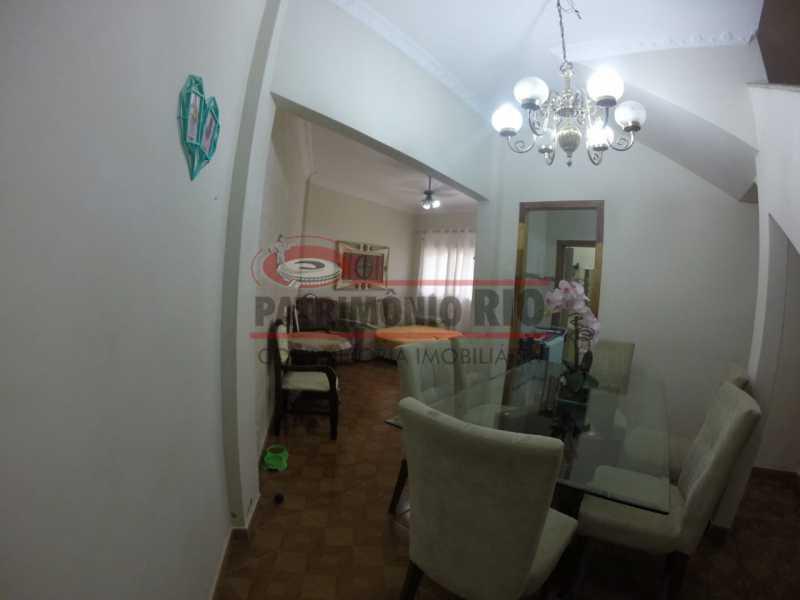 3 - Sala de jantar 3. - Casa Duplex de Vila juntinho do Metro - PACV20114 - 8