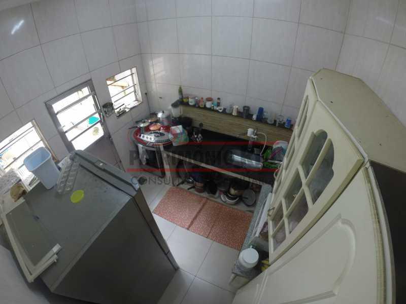 4 - Cozinha 1. - Casa Duplex de Vila juntinho do Metro - PACV20114 - 9