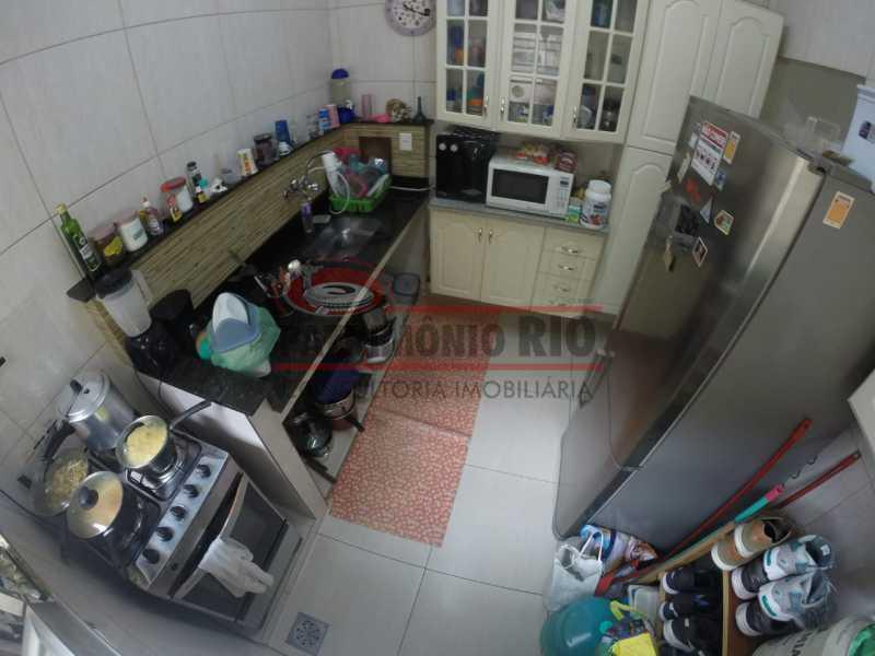 4 - Cozinha 2. - Casa Duplex de Vila juntinho do Metro - PACV20114 - 10