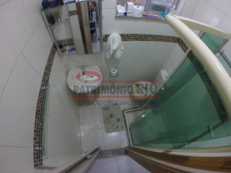 6 - Banheiro social primeiroar - Casa Duplex de Vila juntinho do Metro - PACV20114 - 15
