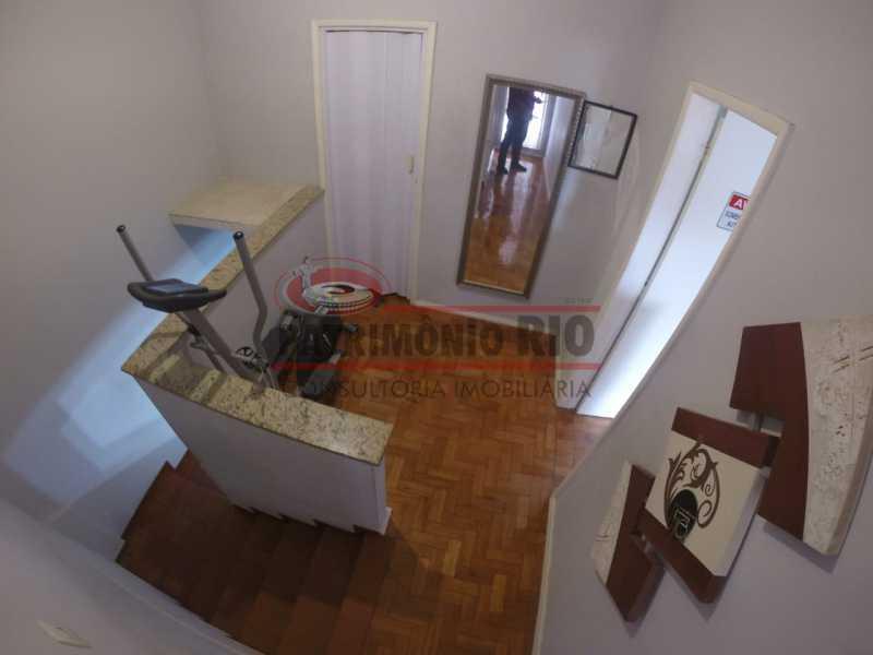 7 - hall do segundoar 1. - Casa Duplex de Vila juntinho do Metro - PACV20114 - 17