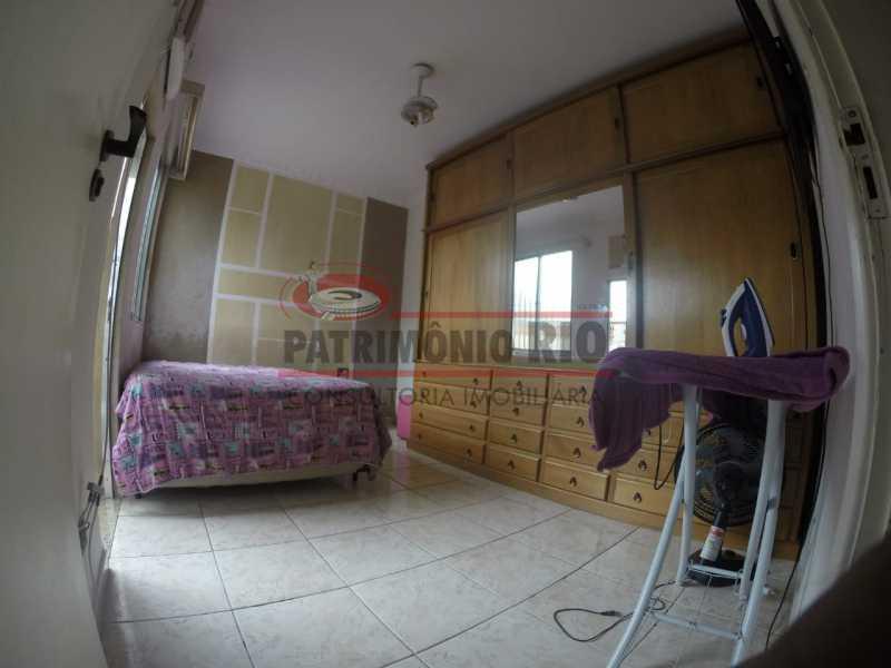 8 - Quarto do casal 5. - Casa Duplex de Vila juntinho do Metro - PACV20114 - 22
