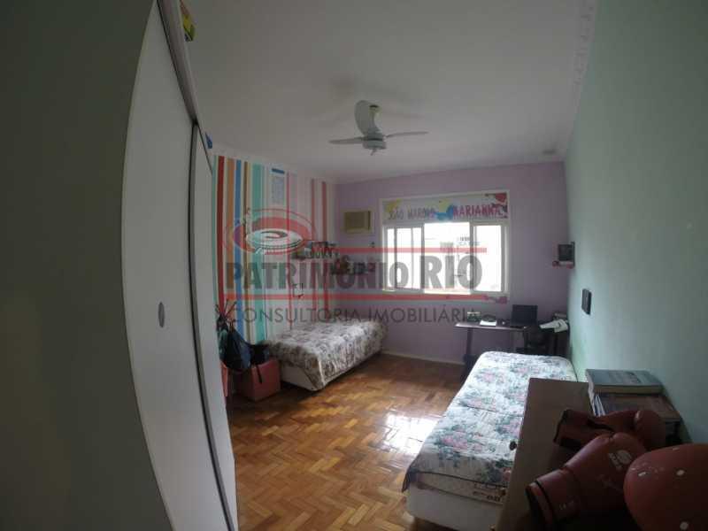 10 - Quarto solteiro 1. - Casa Duplex de Vila juntinho do Metro - PACV20114 - 26