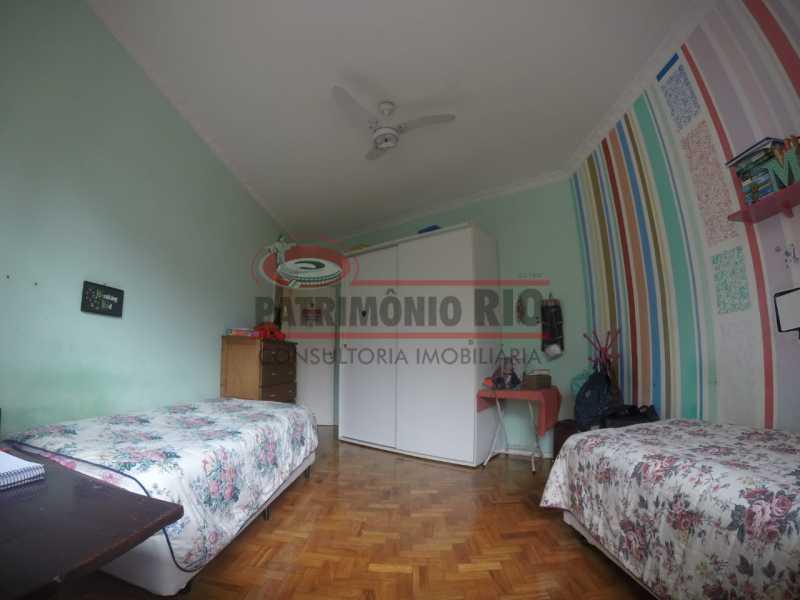 10 - Quarto solteiro 2. - Casa Duplex de Vila juntinho do Metro - PACV20114 - 27