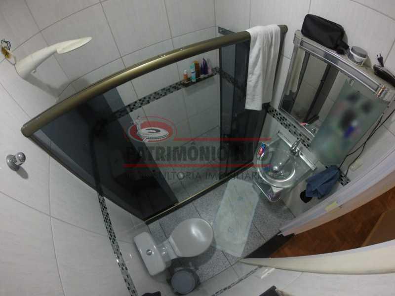 11 - banheiro segundoar 1. - Casa Duplex de Vila juntinho do Metro - PACV20114 - 28
