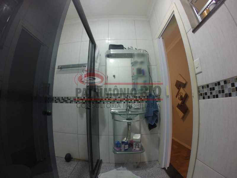 11 - banheiro segundoar 2. - Casa Duplex de Vila juntinho do Metro - PACV20114 - 29