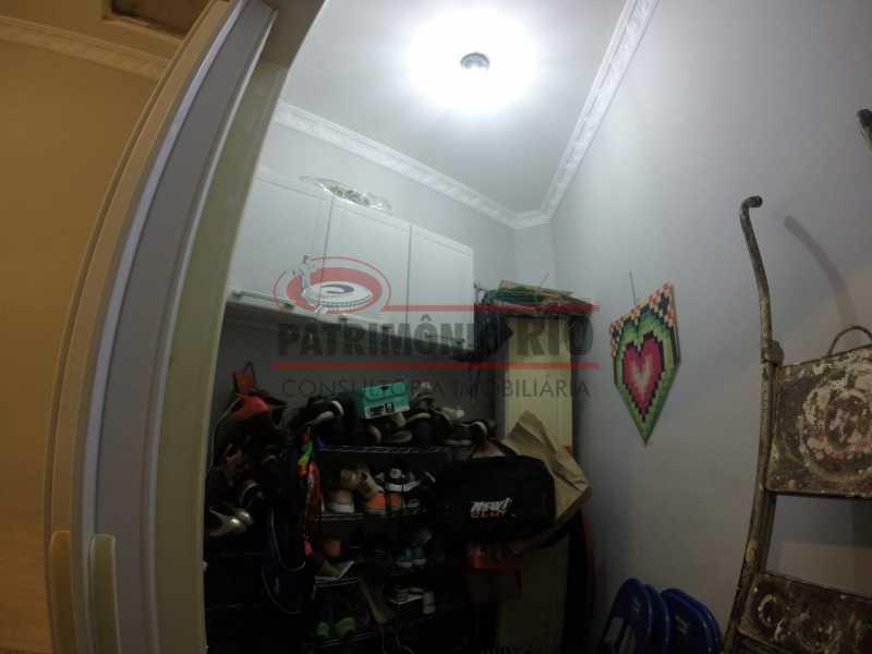 12 - quarto da bagunça 1. - Casa Duplex de Vila juntinho do Metro - PACV20114 - 30