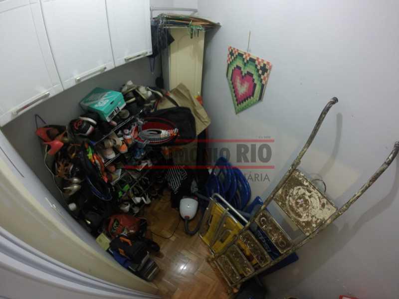 12 - quarto da bagunça 2. - Casa Duplex de Vila juntinho do Metro - PACV20114 - 31