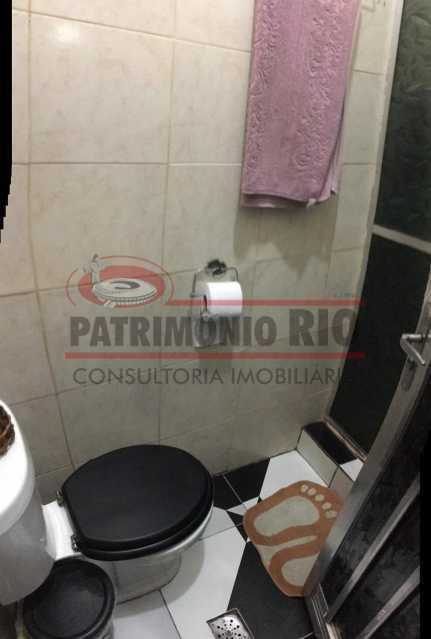 AMD 1 - Casa de Vila 2 quartos à venda Irajá, Rio de Janeiro - R$ 178.000 - PACV20115 - 10