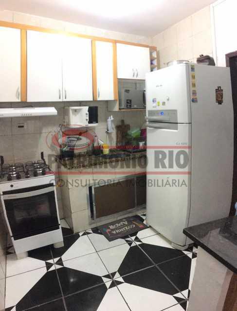 AMD 10 - Casa de Vila 2 quartos à venda Irajá, Rio de Janeiro - R$ 178.000 - PACV20115 - 5