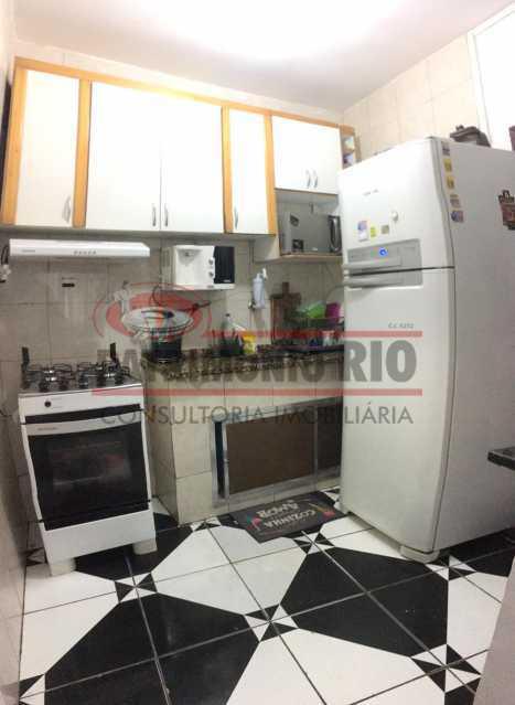 AMD 11 - Casa de Vila 2 quartos à venda Irajá, Rio de Janeiro - R$ 178.000 - PACV20115 - 6