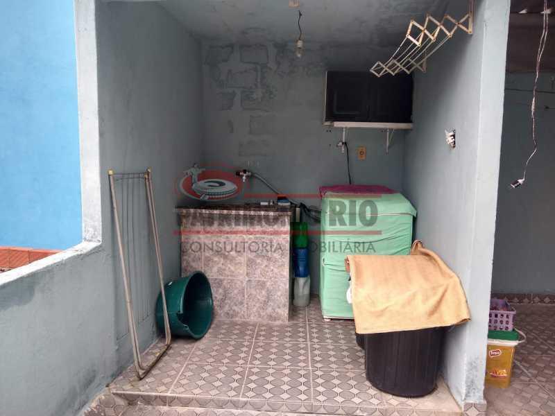 AMD 23 - Casa de Vila 2 quartos à venda Irajá, Rio de Janeiro - R$ 178.000 - PACV20115 - 19