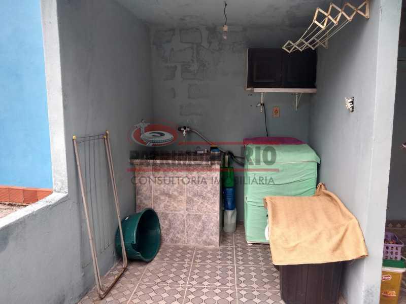 AMD 24 - Casa de Vila 2 quartos à venda Irajá, Rio de Janeiro - R$ 178.000 - PACV20115 - 20