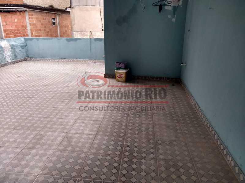 AMD 27 - Casa de Vila 2 quartos à venda Irajá, Rio de Janeiro - R$ 178.000 - PACV20115 - 18