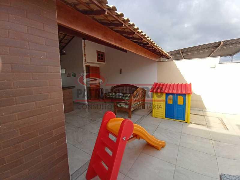WhatsApp Image 2021-04-29 at 2 - Excelente Casa em Braz de Pina - PACA20608 - 29