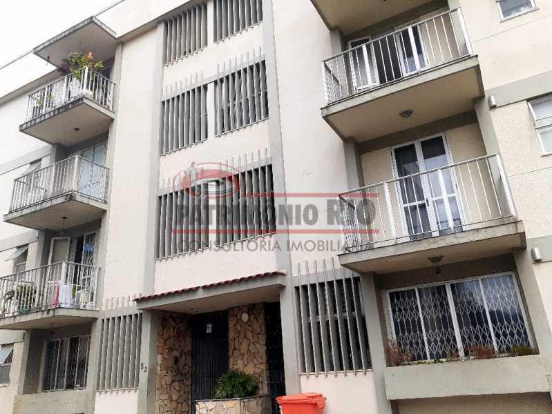 1. - Bom Apartamento Térreo no Cachambi com 2quartos, 1vaga, próximo do Prezunic - PAAP24393 - 22