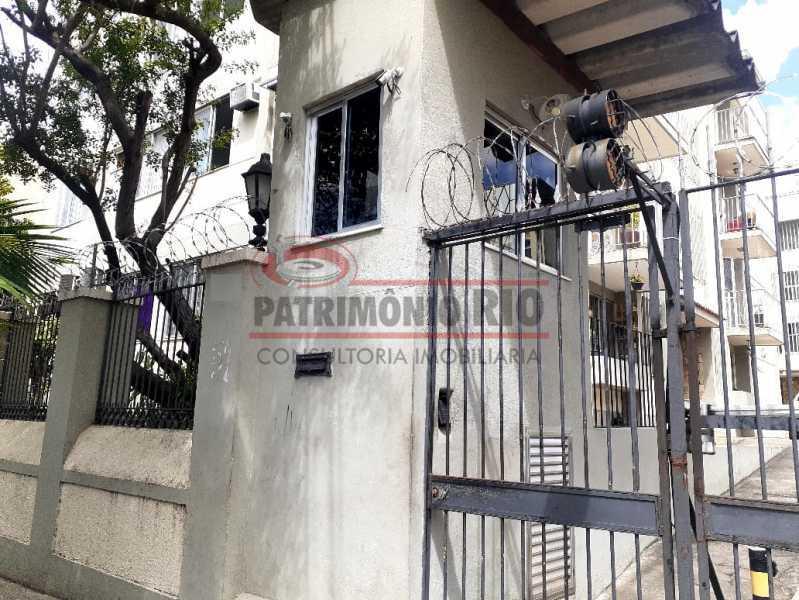 2. - Bom Apartamento Térreo no Cachambi com 2quartos, 1vaga, próximo do Prezunic - PAAP24393 - 20