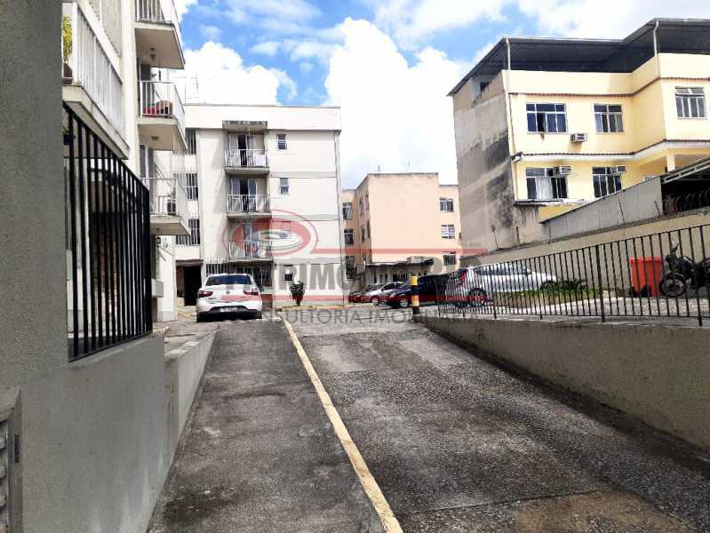 3. - Bom Apartamento Térreo no Cachambi com 2quartos, 1vaga, próximo do Prezunic - PAAP24393 - 25