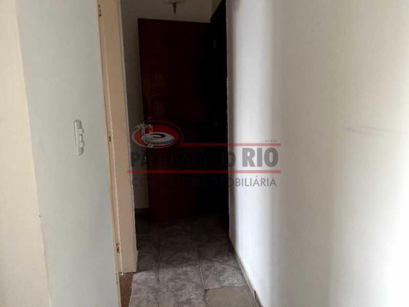 12. - Bom Apartamento Térreo no Cachambi com 2quartos, 1vaga, próximo do Prezunic - PAAP24393 - 12