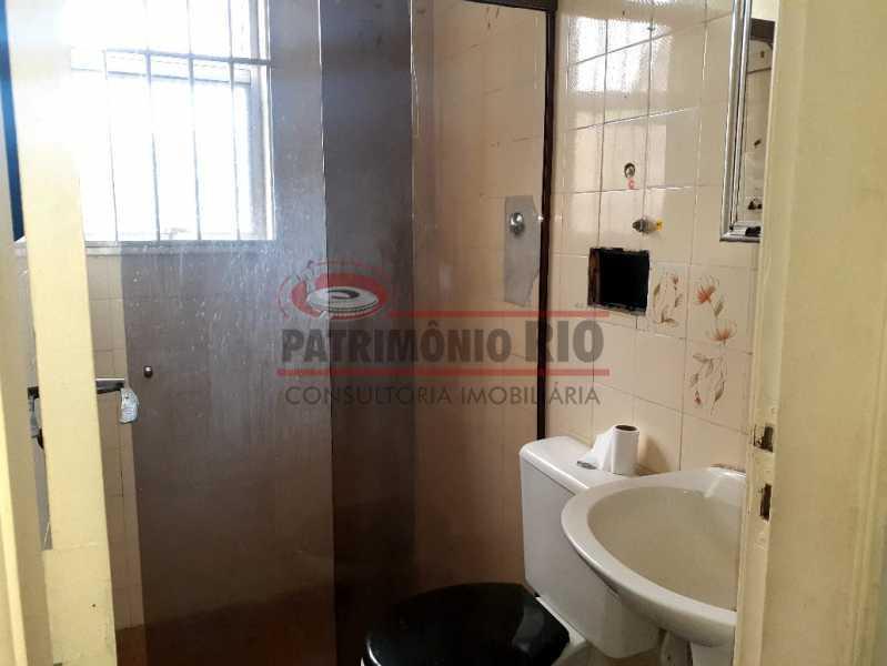 14.1. - Bom Apartamento Térreo no Cachambi com 2quartos, 1vaga, próximo do Prezunic - PAAP24393 - 11